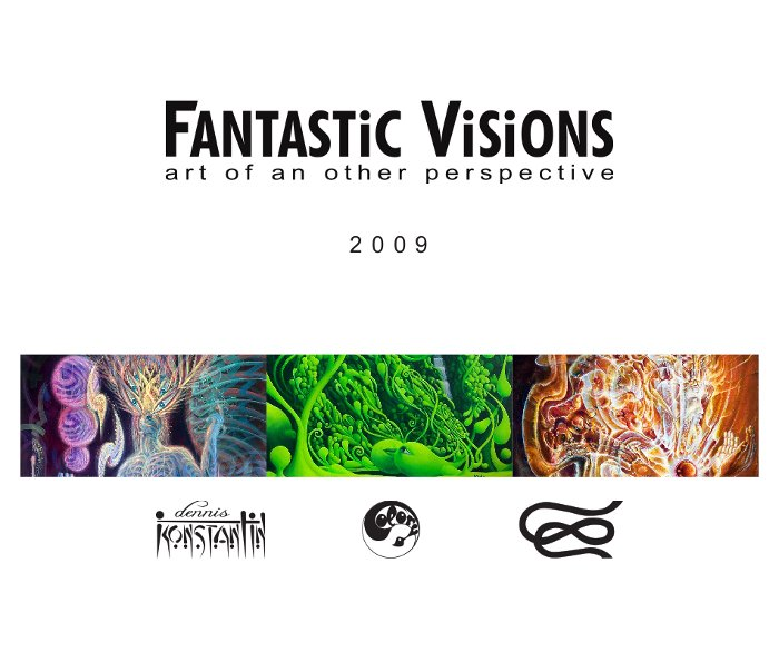 Fantastic Visions 2009 - Catalogue