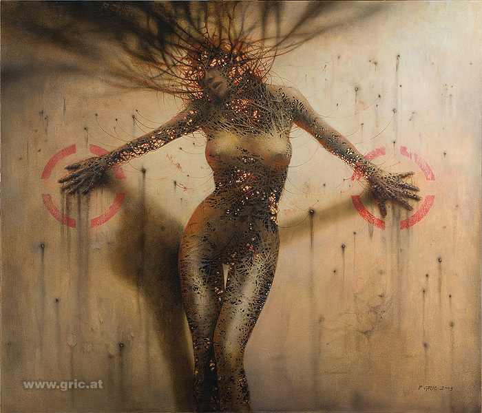 Peter Gric - Reconfiguration VI