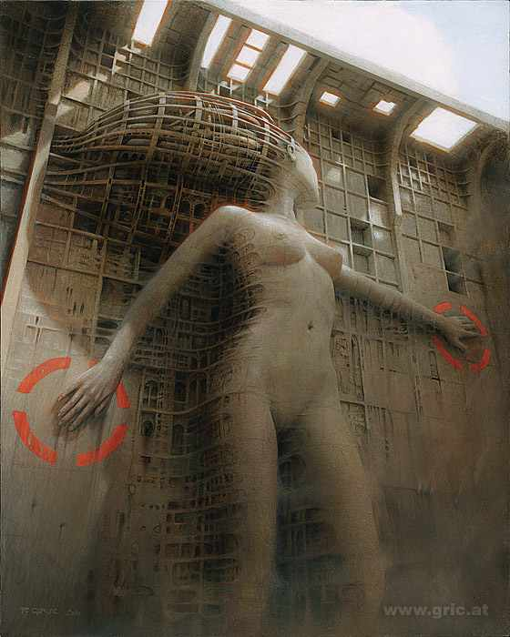 Peter Gric - Inorganic Muse II