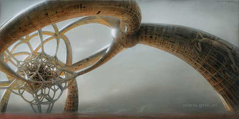 Peter Gric - Space-Warp Machine