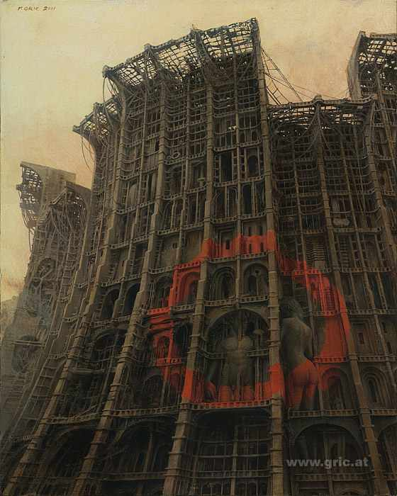 Peter Gric - Tower V