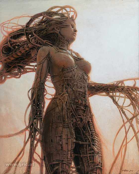 Peter Gric - Gynoid