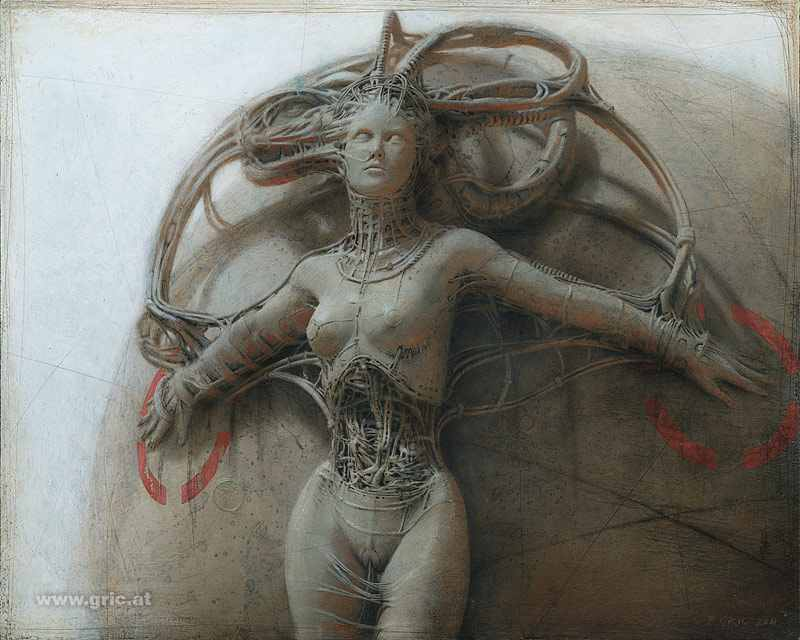 Peter Gric - Gynoid II