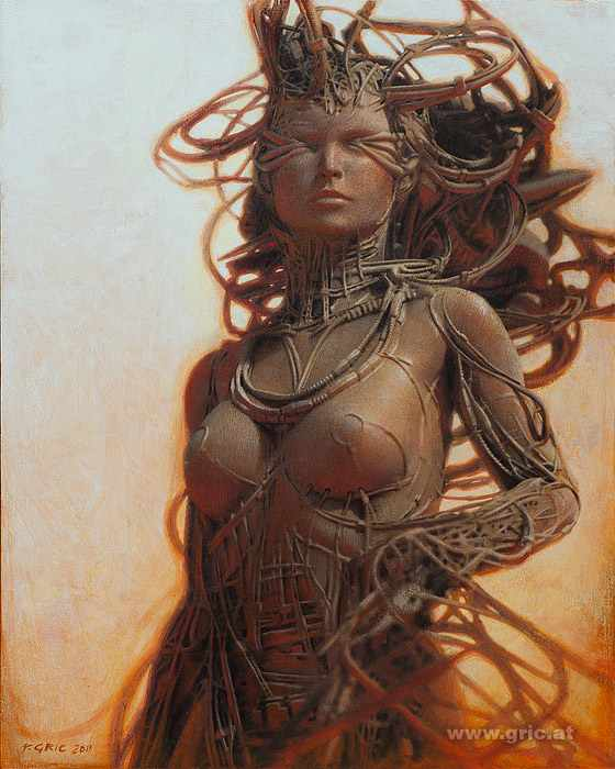 Peter Gric - Gynoid IV