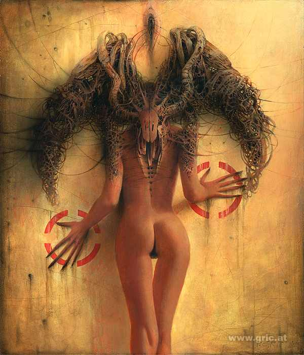 Peter Gric - Metamorphosis (Demon)